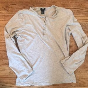 Men's H&M Long Sleeve Shirt